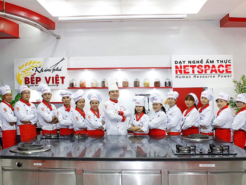 Top 10 địa chỉ đào tạo dạy nấu ăn uy tín nhất tại Thành phố Hồ Chí Minh 3