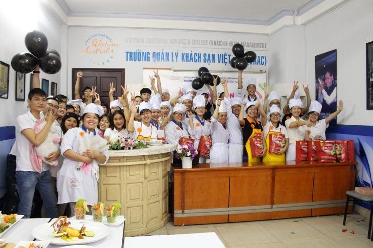 Top 10 địa chỉ đào tạo dạy nấu ăn uy tín nhất tại Thành phố Hồ Chí Minh 1