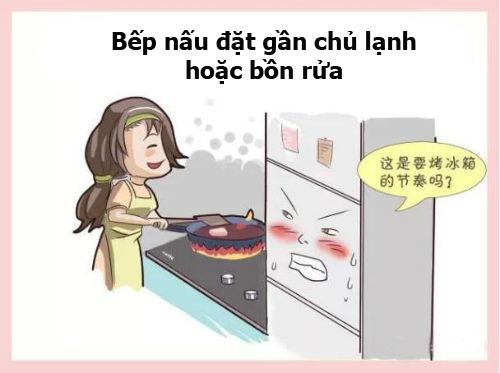 Top 10 điều cấm kỵ trong phong thủy nhà bếp nếu không muốn tiền bạc tiêu tán-3
