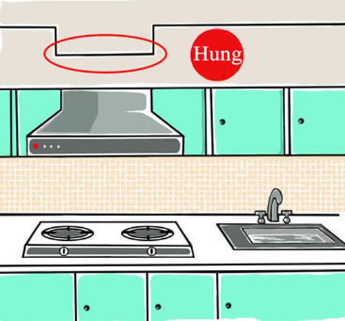 Top 10 điều cấm kỵ trong phong thủy nhà bếp nếu không muốn tiền bạc tiêu tán-6