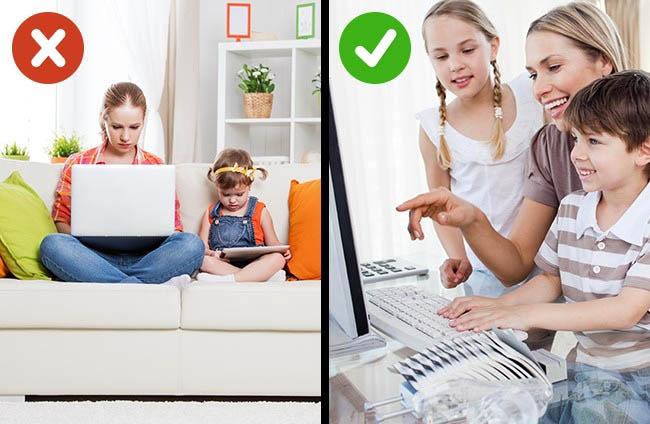 8 cách đơn giản hiểu quả giúp trẻ cai nghiện công nghệ cha mẹ nên biết-4