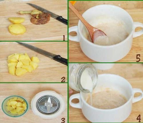 Bí quyết trị mụn đầu đen và mụn cám với khoai tây cực kì hiệu quả-2