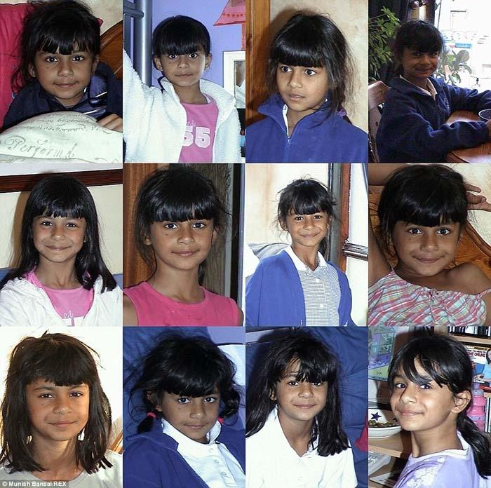 2004~2005, 8 đến 9 tuổi