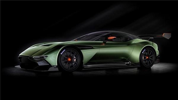 Có 24 chiếc Aston Martin Vulcan trên toàn thế giới.