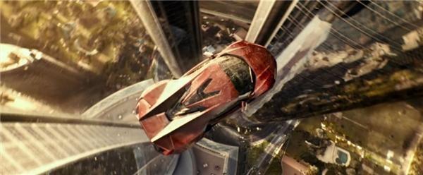 """Mẫu xe này đã từng là """"nhân vật chính"""" trong phần 7 loạt phim bom tấn Fast & Furious."""