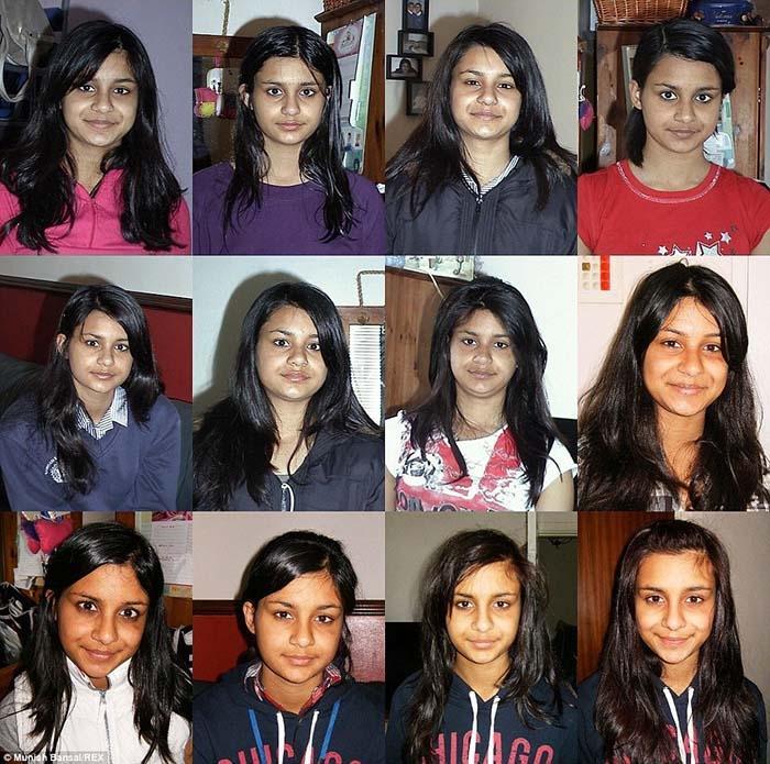 2012~2013, Suman đã tròn 17 tuổi