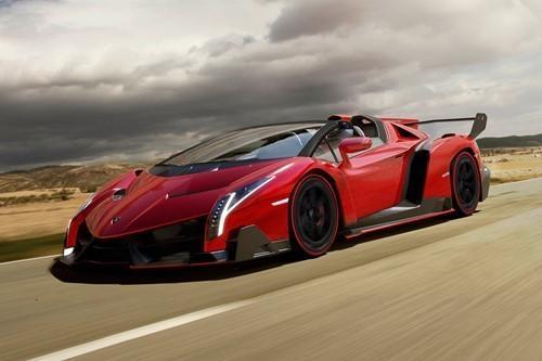Đây chính là mẫu xe hoàn hảo nhất cho những tín đồ đam mê tốc độ.