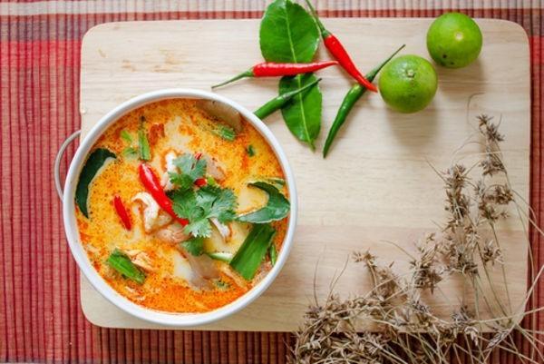 Một món canh chuẩn vị người Thái