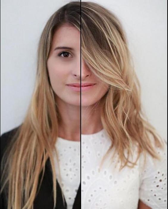 Nếu vẫn muốn để tóc dài, bạn có thể để kiểu tóc layer. Những lớp tóc chồng lên nhau một cách tự nhiên sẽ cho người nhìn cảm giác tóc bạn khá dày. Một điểm mạnh của kiểu tóc này nữa là nó phù hợp với hầu hết với mọi khuôn mặt.