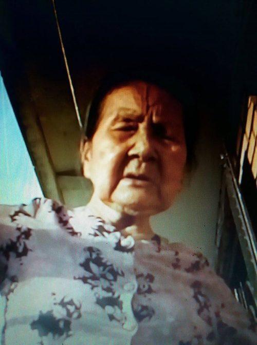 Cây mật gấu bị thổi phồng công dụng, Cụ Hồ Thị Lý, ngoài 70 tuổi, cán bộ hưu trí Công an tỉnh Đồng Tháp là một trong số những nạn nhân