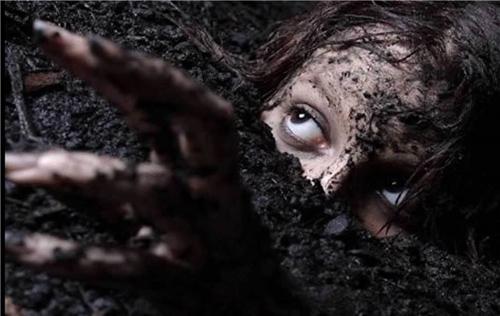 Một khi đầu của bạn đã chui được lên trên bề mặt và có thể tự do hít thở, bạn có thể vui vẻ nghĩ rằng 95% mình đã thoát khỏi cảnh bị chôn sống (Ảnh minh họa)