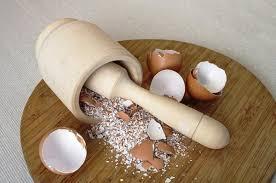 Vỏ trứng rất tốt cho răng và xương.