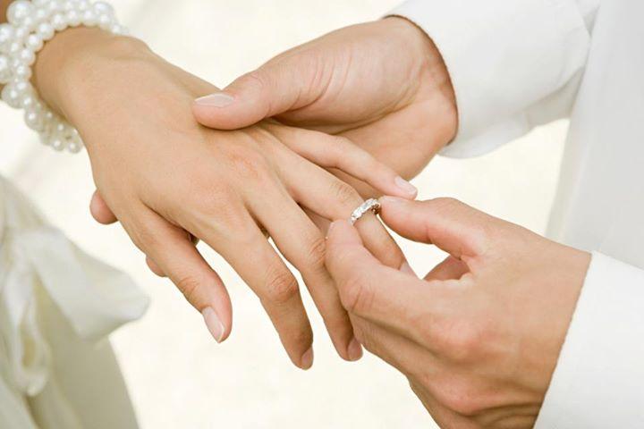 Quy tắc đeo nhẫn cũng khá phức tạp (ảnh minh họa)