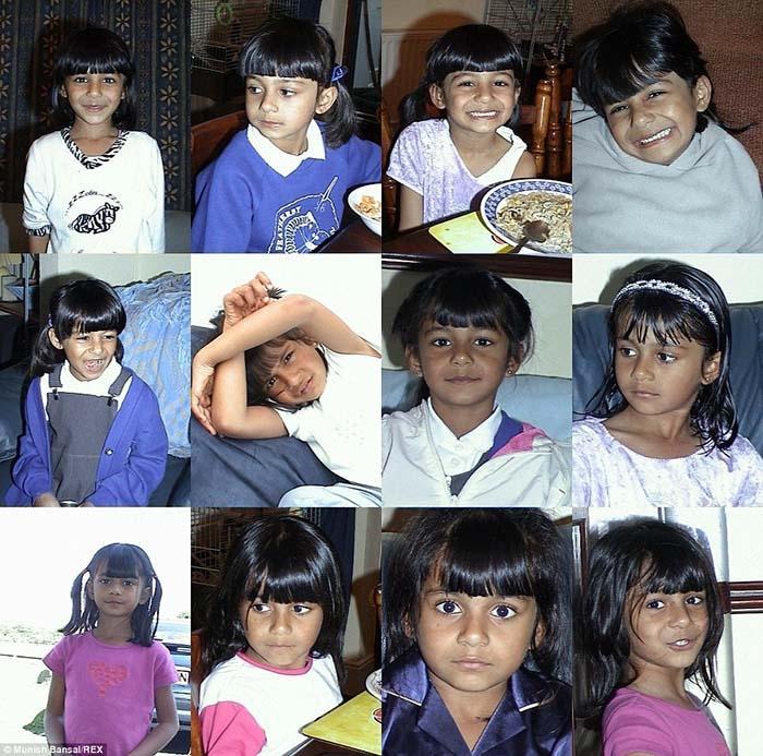2002~2003, 6 đến 7 tuổi.