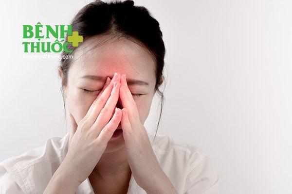 Viêm xoang, viêm mũi dị ứng là căn bệnh khá phổ biến về đường hô hấp ở nước ta