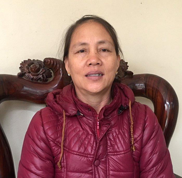 Chị Hà Thị Tuyết đã hoàn toàn khỏe mạnh sau khi dùng thuốc Dưỡng tâm hoàn trị căn bệnh hở van tim 3 lá