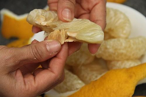 Hạt bưởi là vị thuốc chữa được rất nhiều bệnh như táo bón và cả bệnh đau dạ dày