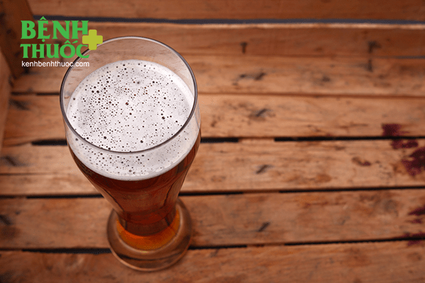 Ông Hạp thường uống mật gấu pha với bia trước khi đi ngủ