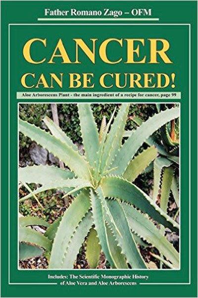 Cuốn Ung thư có thể chữa được của Linh mục Romano Zago