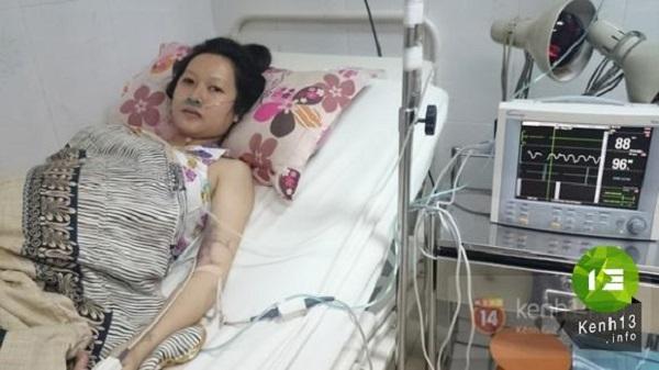 Người vợ bị ung thư máu – Ảnh Internet