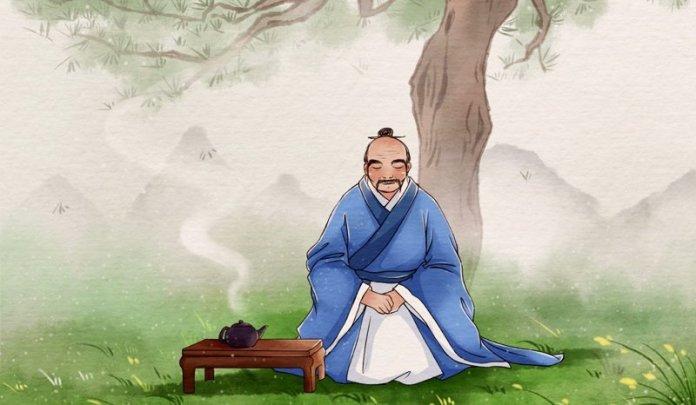 """Lão Tử là bậc đại Thánh nhân, thiên cổ khó người sánh nổi. Ông từng giảng: """"Hiểu biết không đủ ắt sinh lo nghĩ, uy không đủ ắt sinh tức giận, tín không đủ ắt nói nhiều lời"""". (Ảnh: Sohu)"""