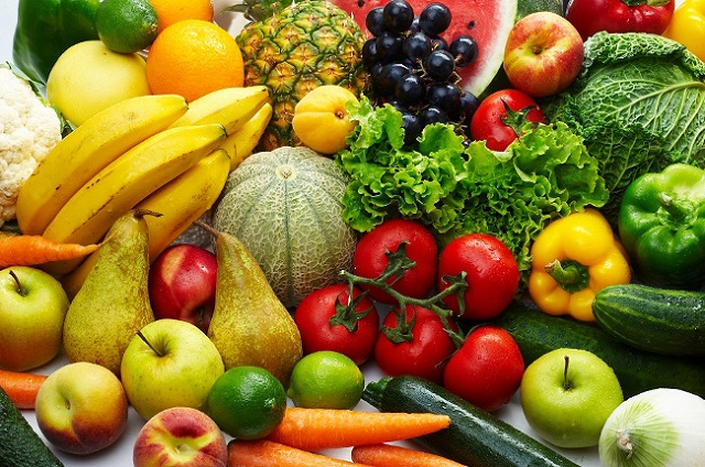 Các loại rau có thể bảo quản lên tới 8-12 tháng. (Hình ảnh minh họa)