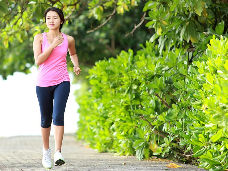 Không tập thể dục sau bữa ăn để đảm bảo sự an toàn cho dạ dày (Ảnh minh họa)