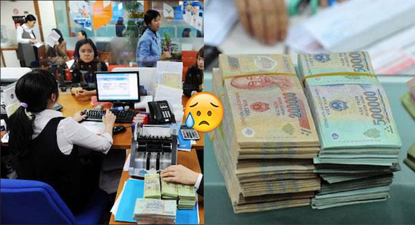 Tin nóng: Từ ngày 15/1 ngân hàng được phép phá sản, người gửi tiền nhất định phải biết điều này để không bị mất trắng