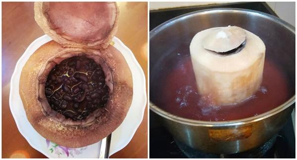 Bài thuốc trị bệnh gout thần thánh từ đỗ đen và nước dừa