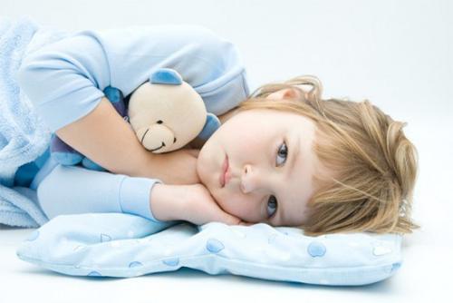 Tuy nhiên, bạn cũng đừng nghĩ là trẻ con thì không mất ngủ.