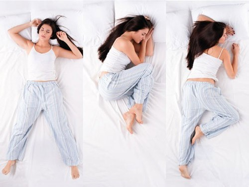 Điều chỉnh thói quen cá nhân và tư thế khi ngủ cũng không cải thiện được tình hình.